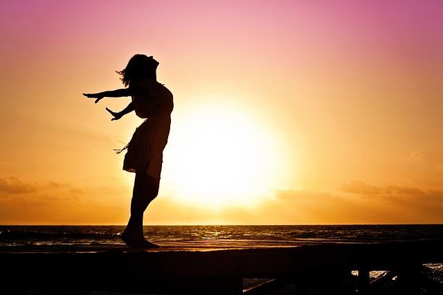 Der Atem ist der Schlüssel für Wohlbefinden